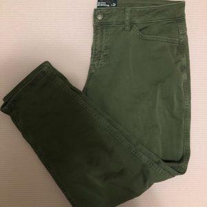 Vintage Stretch Low Rise Boyfriend Jeans